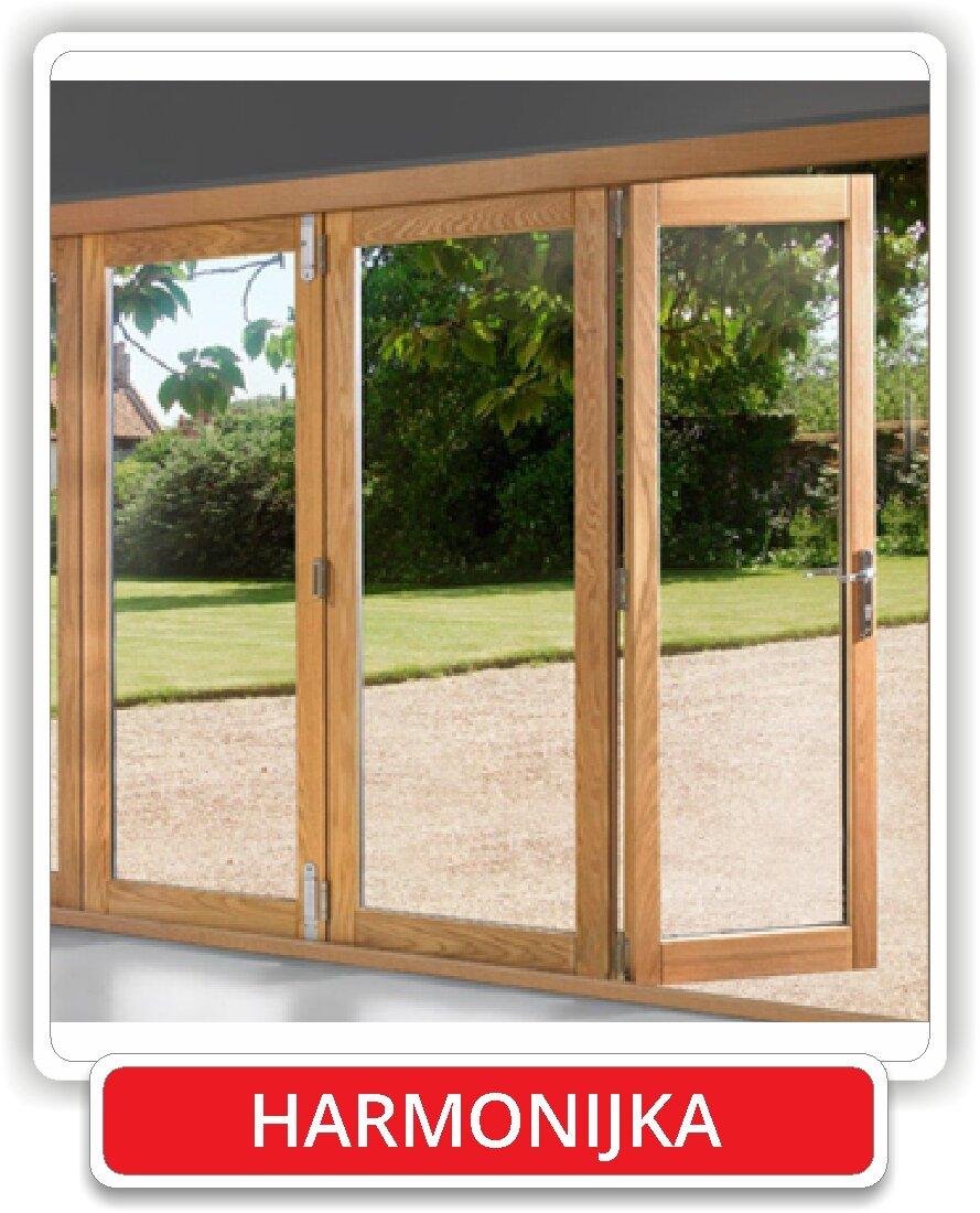Chłodny Drzwi Przesuwne PCV - Stoldrew - producent okien i drzwi, okna PCV EC46